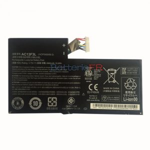 Batterie pour Tablette  ACER Iconia Tab W4-820P